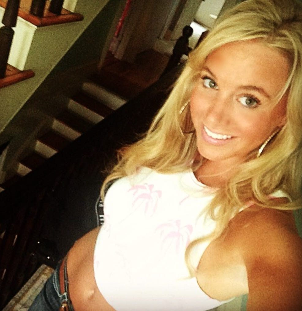 Barstool Local Smokeshow Of The Day – Rose from Nahant ...