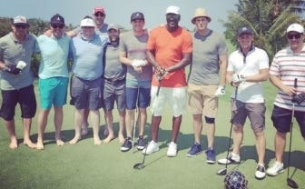 And Here Is the Reason Brady and Jordan Among Others Are Hanging Out in the Bahamas:  Will McDonough's Bachelor Party