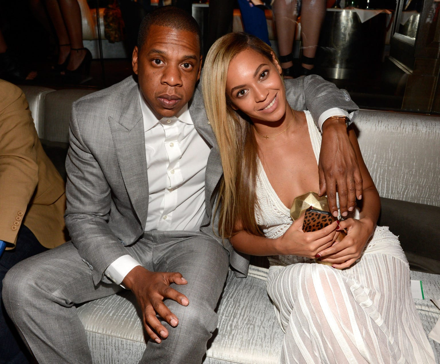 Jay Z and wife Beyonce Knowles, Jay Z admitted he cheated with her