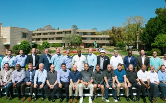 Full Analysis Of The 2015 NFL Coach's Picture