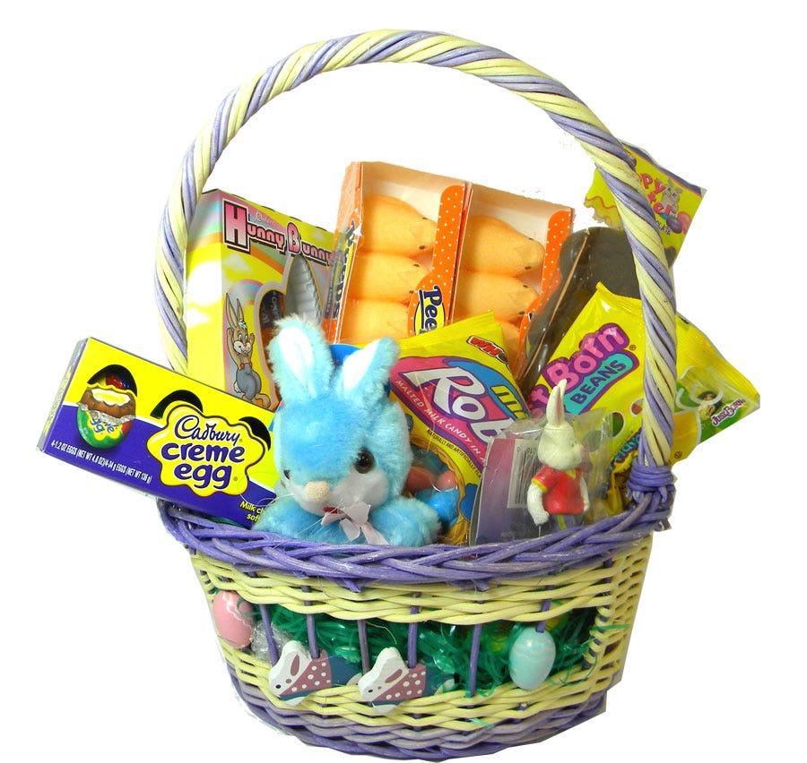 Filled Easter Baskets Filled Easter Basket 15 Jpg 9a01b2