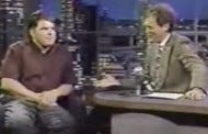 Wake Up With Vintage John Kruk On Letterman