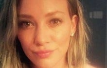Hilary Duff Is Single And Apparently On Tinder Trolling For Randoms Just Like You