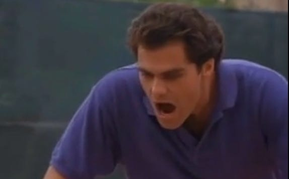 """Memorial Day Weekend MailTime featuring David Wallace AKA Andy Buckley And His 1993 Appearance On """"Silk Stalkings"""""""