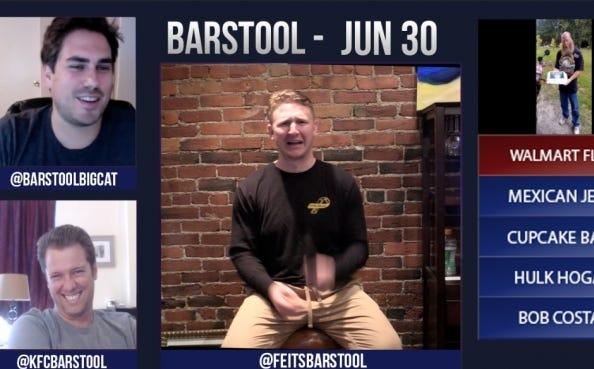 Barstool Rundown June 30