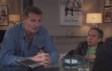 Wake Up With Liam Neeson Doing Some Improvisational Comedy