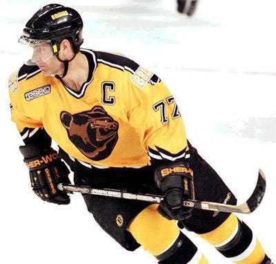 Boston Bruins Pooh Bear Jersey