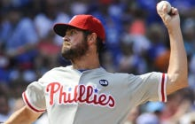 BREAKING: Cole Hamels Reportedly Traded To The Texas Rangers
