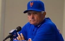 Terry Collins Says The Mets Should Sacrifice A Human To Snap Out Of Skid