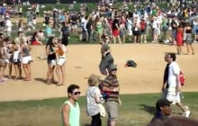 A Tradition Like No Other, Wasted Guy At Lolla Falling 50 Feet And Tackling Two Girls Taking You Into The Weekend