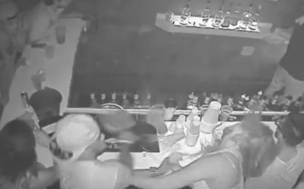 Video Comes Out Of FSU QB De'Andre Johnson Punching A Girl In The Face At A Bar
