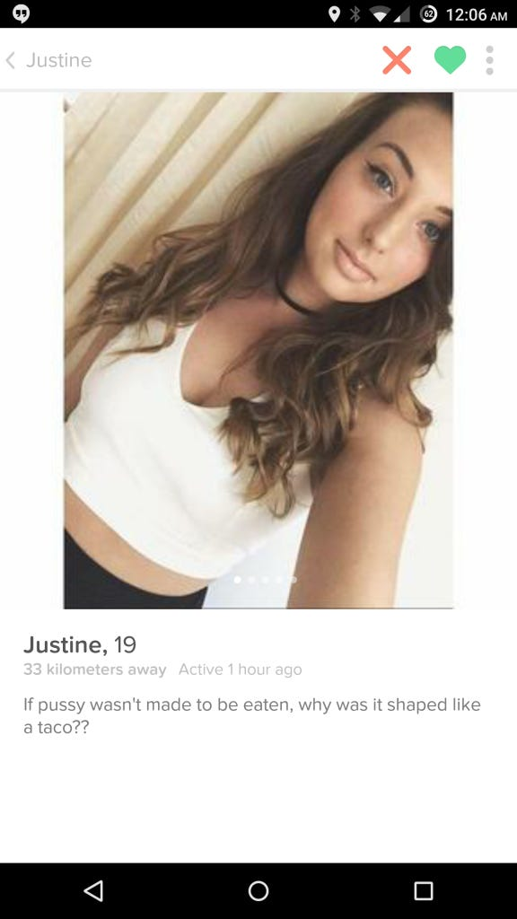 Simple tinder bios female