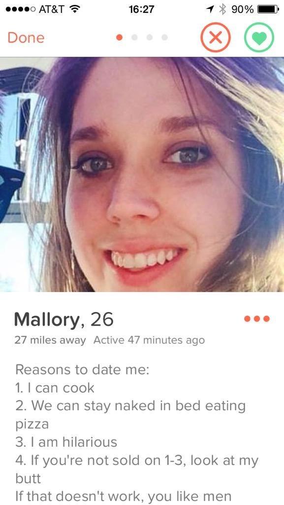 Funniest dating website bio samples 1