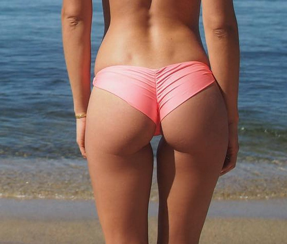 Sexy girl ass photo