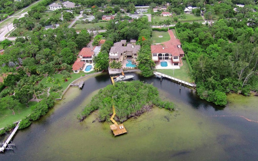 Dustin Johnson S New 5 Million House In Palm Beach Is Pretty Nice I Guess Barstool Sports