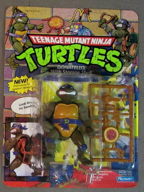Turtle Toys For Turtles : Your finalists for the toy hall of fame barstool
