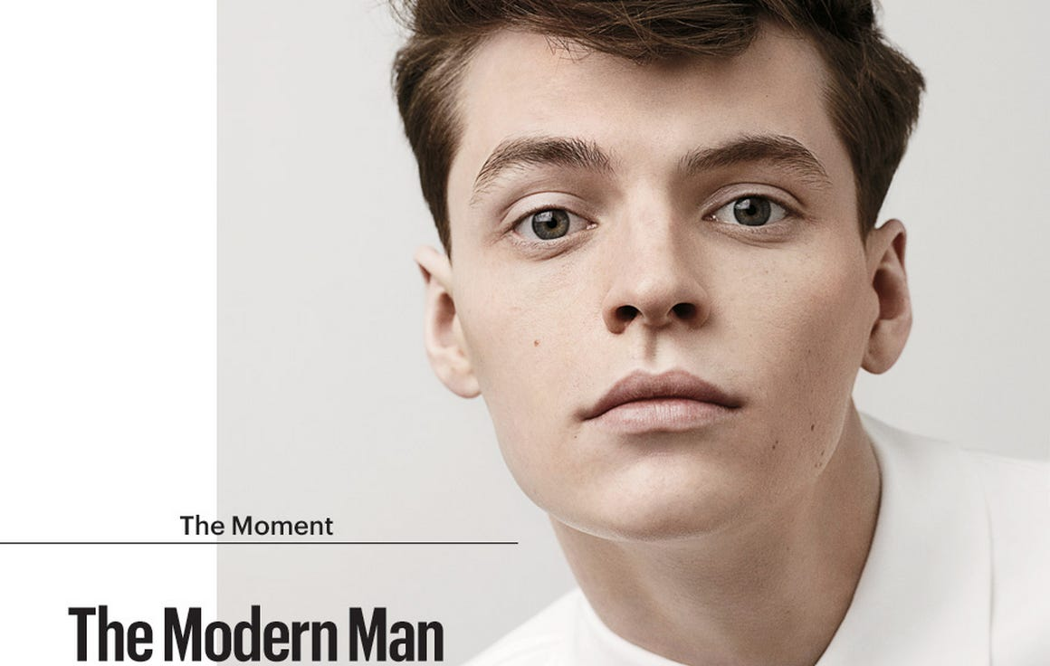 """The New York Times's """"27 Ways To Be A Modern Man"""""""