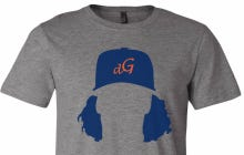 PUT IT IN THE BOOKS! 20% Off All Mets Shirts For The Next Hour
