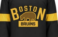 Bruins Unveil Their New Winter Classic Jerseys… Rate Em
