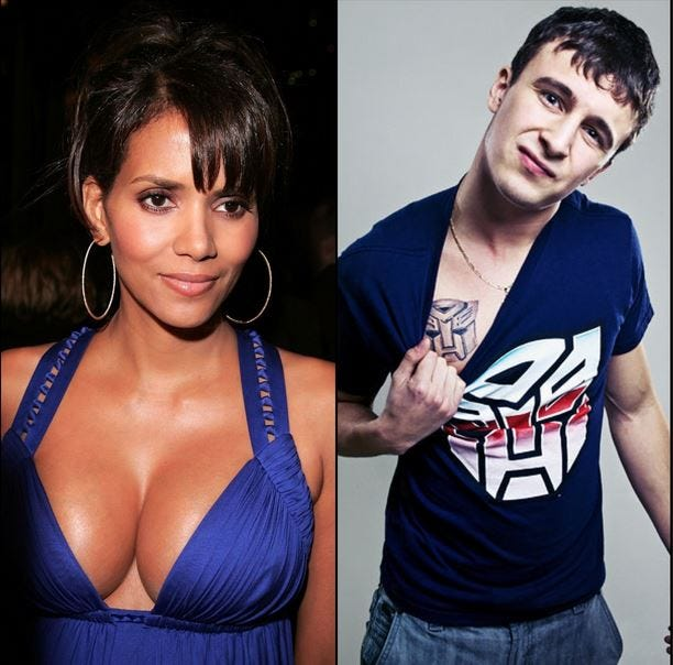 Halle berry dating rapper chris webby 3