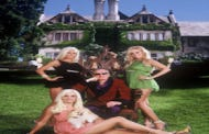 The Playboy Mansion Is Up For Sale.  All You Need Is $200 Million And Agree To Let Hef Live There Forever