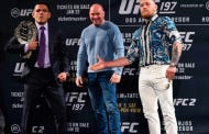Conor McGregor's Press Conference For UFC 197 Was A Lesson On Trash Talking