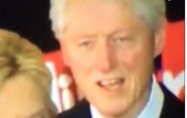 Bill Clinton Was On Another Planet Last Night