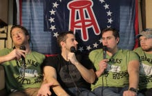 Barstool RV Super Bowl Casting Couch Featuring Clay Travis