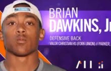 Brian Dawkins Jr. Commits To Clemson, On Schedule To Be An Eagle By 2021