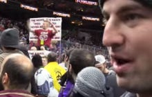 Wake Up With Last Year's Wing Bowl Video