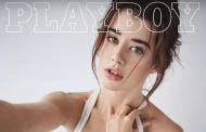 Playboy's First Non-Nude Issue Having A Snapchat-Themed Cover Makes No Damn Sense