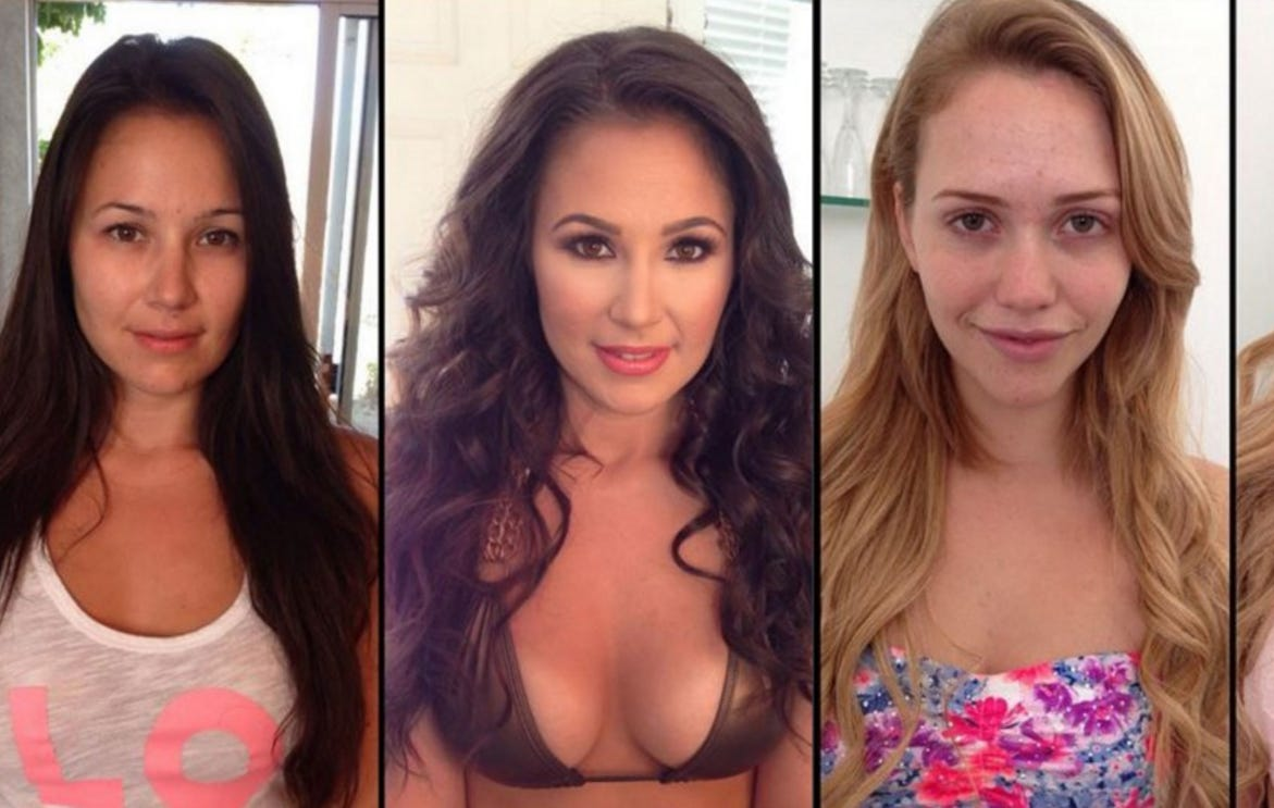 The Interesting Case Of Hot Chick Who Photographs Terribly – KFC Radio 154