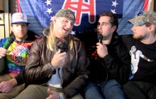 Barstool RV Super Bowl Casting Couch Featuring Chargers Linebacker Brock Hekking