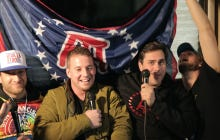 Barstool RV Super Bowl Casting Couch Featuring San Diego Charger Kyle Emanuel