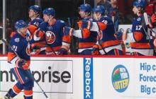 Islanders Put Up An Eight Spot Against Edmonton