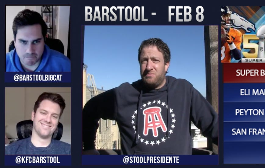 Barstool Rundown – February 8, 2016