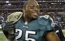 LeSean McCoy And Curtis Brinkley Allegedly Beat The Piss Out Of A Few Off-Duty Cops Late Night At Recess