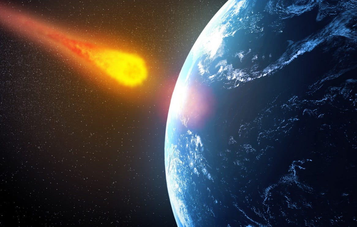Dude In India Is The First Person In Human History To Be Killed By A Meteor – Daily Mail