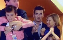 Eli Manning Is A Complete Weirdo But He's Not Mad That Peyton Won