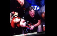 The Louisville Strength and Conditioning Coach Is Right On The Brink Of Murdering Somebody In Cold Blood