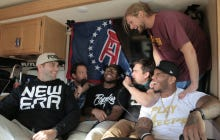 Barstool Casting Couch Featuring Blake Bortles, Eric Ebron and Jabari Price