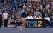 UCLA Gymnast Is Sassy As A Motherfucker