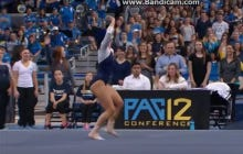 UCLA Gymnast Is Sassy As A Motherfucker