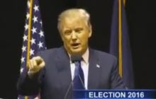 VIDEO: Woman In The Audience Calls Ted Cruz a Pussy, Trump Repeats It, Crowd Goes WILD
