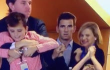 Eli's Excuse For His Face At The Super Bowl – He Was Doing Math