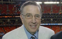Brent Musburger Lives that Degenerate Life On the Air