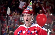 Andre Burakovsky Has Been Killing It With Points in 9 of His Last 10 Games