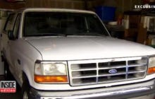 "I Love That ""Inside Edition"" Tracked Down The Guy That Owns O.J. Simpson's White Ford Bronco"
