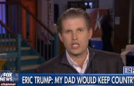 Eric Trump Says Waterboarding Is No Different Than What Happens At Every College Frat Party