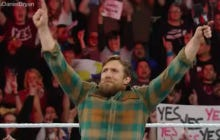 Daniel Bryan's Retirement Speech Last Night Was Wonderful